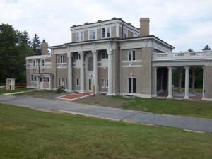 Sanborn House Facade