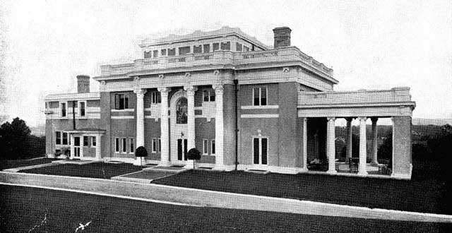 Sanborn House 1910