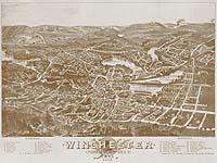 1886 Map