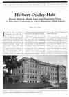 Herbert Dudley Hale Pamphlet