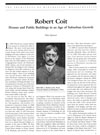 Robert Coit Pamphlet