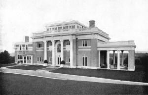 Sanborn House Exterior