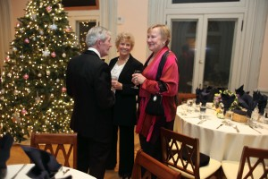 Holiday Entertaining at the Winchester Sanborn House