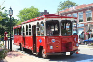 Winchester Town Day Trolley Tours