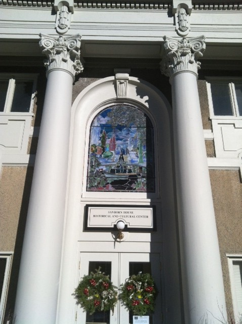 stained glass restored exterior sm