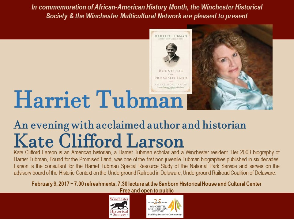 Kate Clifford Larson - Harriet Tubman - Poster_V5